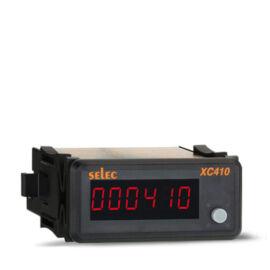 Számláló 1x6 digit LED