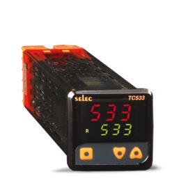 PID hőmérséklet szabályozó 1/16 DIN