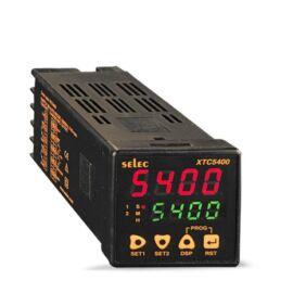 Multifunkciós számláló 2SPST (2NO), 85-270V, 1/16 DIN