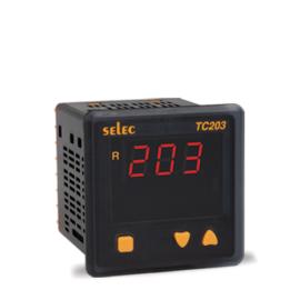 PID hőmérséklet szabályozó 72x72 mm