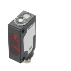 BOS012A Optoelektronikai érzékelő 200 m, PNP, NC, M8- 4 tű