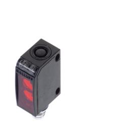 BOS009Y Optoelektronikai érzékelő 100 mm, PNP, NO/NC, M8