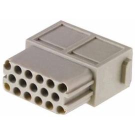 Han-Modular 17p. anya modul 0,14-2,5mm2
