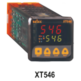 XT546-CE Digitális időzítő 4 működési móddal