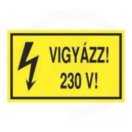 vigyazz-230v-matrica-10-16