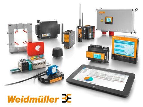 Weidmüller villamos mérési elrendezések