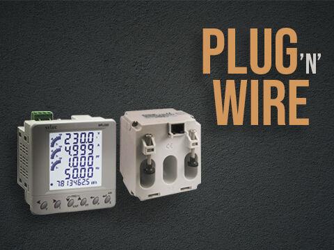 Az áramváltók működése és a Plug'N'Wire technológia