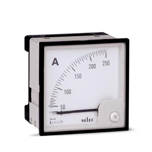 selec-ampermero-analog-direkt-meres-5a-egyfazisu-72x72mm-am-i-2-5a-wd-ce-rohs