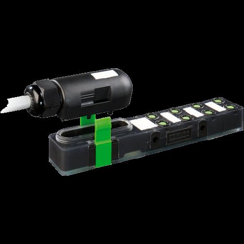 murrelektronik-exact8-eloszto-blokk-m8x8-3p-pur-8x034+2x075-ulcsa-8000-88040-3590500