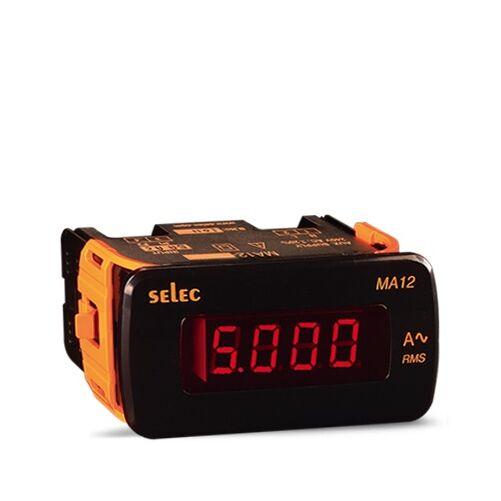selec-ma12-cu-digital-ammeter-ac-0-5a-single-phase-240vac-18-din