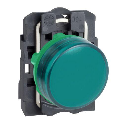 schneider-electric-jelzolampa-d22-led-24v-zold-xb5avb3