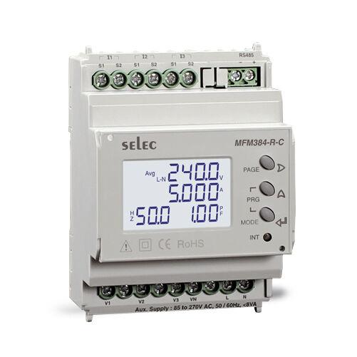 selec-mfm384-r-c-mid-hitelesitett-haromfazisu-digitalis-multifunkcios-meromuszer-lcd-85-270vac-70x90-mm-din
