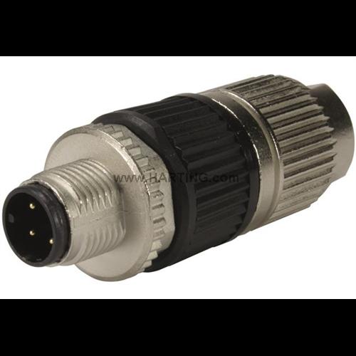 harting-circular-connector-w-harax-m12-l-3p-m-21032121306