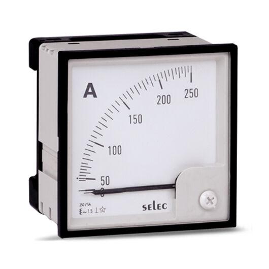 selec-ampermero-analog-direkt-meres-5a-egyfazisu-96x96mm-am-i-3-5-ce