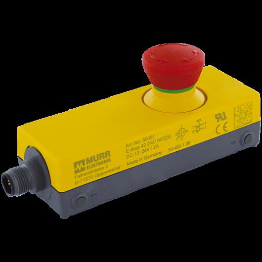 murrelektronik-veszleallito-gomb-2nc-erintkezovel-69001