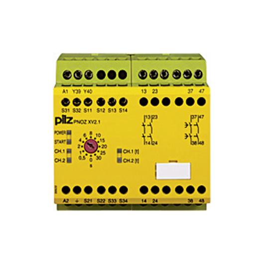 pilz-rele-modul-pnoz-xv21-324-240v-acdc-774552