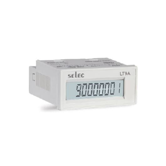 selec-lt945a-v-ce-time-totalizer-voltage-input-1x8-digit-lcd-battery-powered-116-din