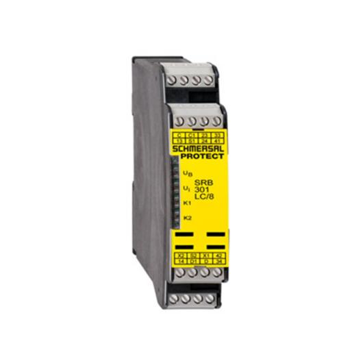 schmersal-biztonsagi-rele-srb301lc-dual-channel-24vacdc-srb301lc