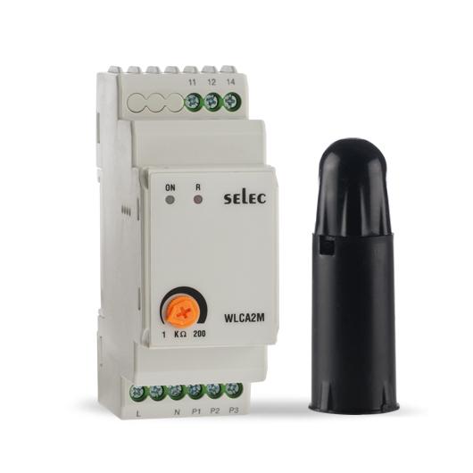 selec-wlca2m1-ce-water-level-controller-analog-85-270vac-1spdt-35mm-din-rail