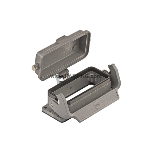 harting-han-16b-hbm-single-lever-metal-cover-09300160318